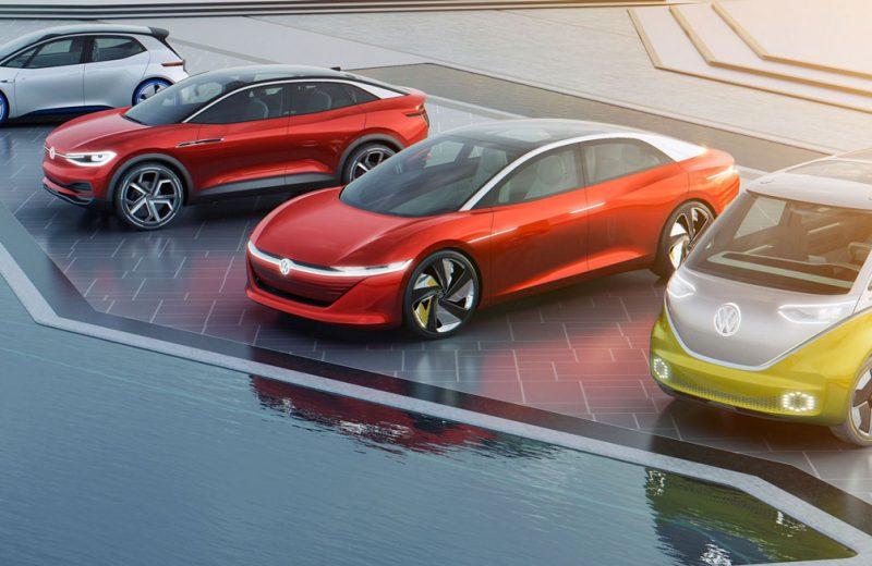 سيارة فولكس واجن الكهربائية الجديدة بيعت بالكامل قبل صدورها!