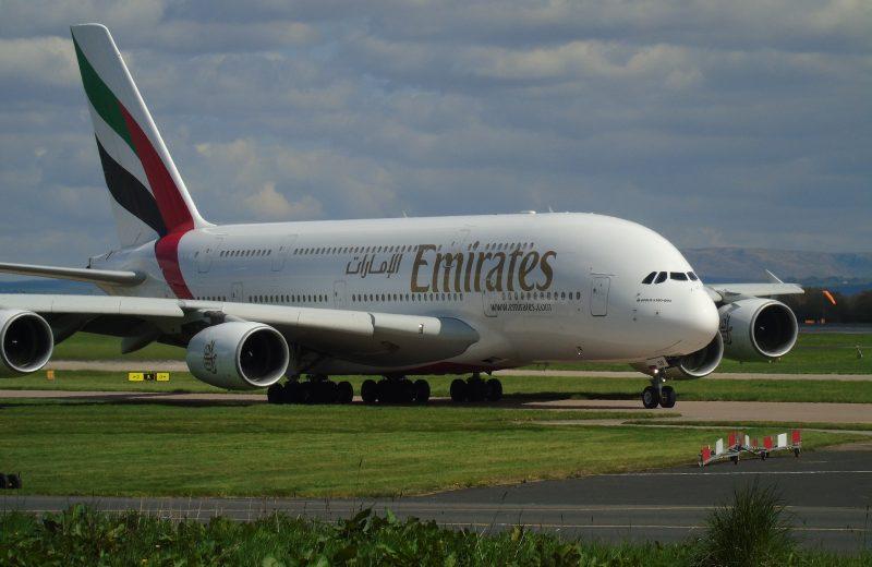 طيران الإمارات تطلب 50 طائرة إيرباص بقيمة 16 مليار دولار