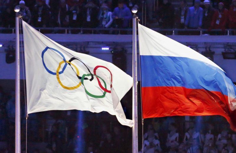 حظرت روسيا من الألعاب الأولمبية بسبب فضيحة المنشطات
