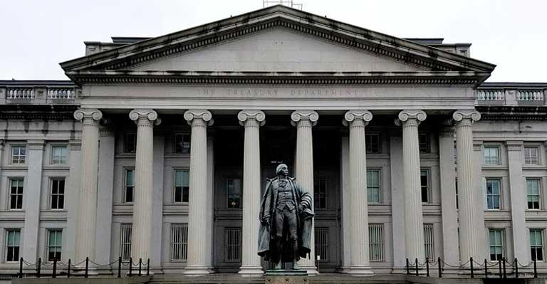 تراجع تاريخي لسندات الخزانة الأمريكية بسبب فزع كورونا