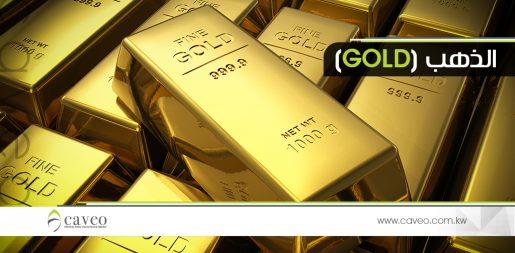الذهب يبدأ الحركة التصحيحية